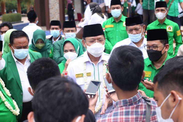 PPP Siapkan Suharso Monoarfa Jadi Calon Wakil Presiden 2024