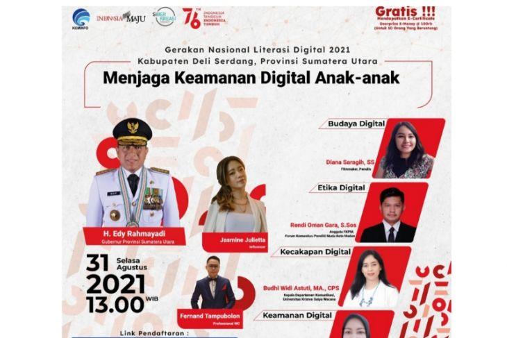 Menjaga keamanan digital anak-anak