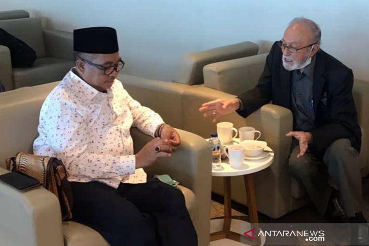 Bupati Aceh Barat terima bimbingan dari Wali Nanggroe, ada apa?