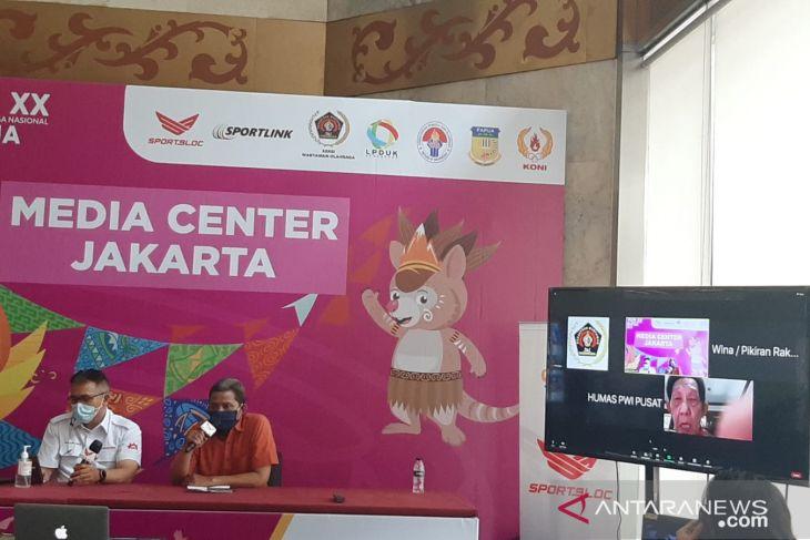 34 athletes to participate in modern pentathlon exhibition