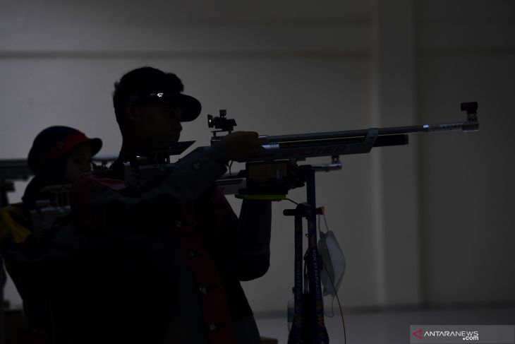 Jayapura shooting range equipped for global matches: official