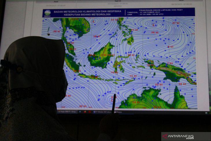 BMKG peringatkan potensi hujan lebat di beberapa wilayah di Indonesia