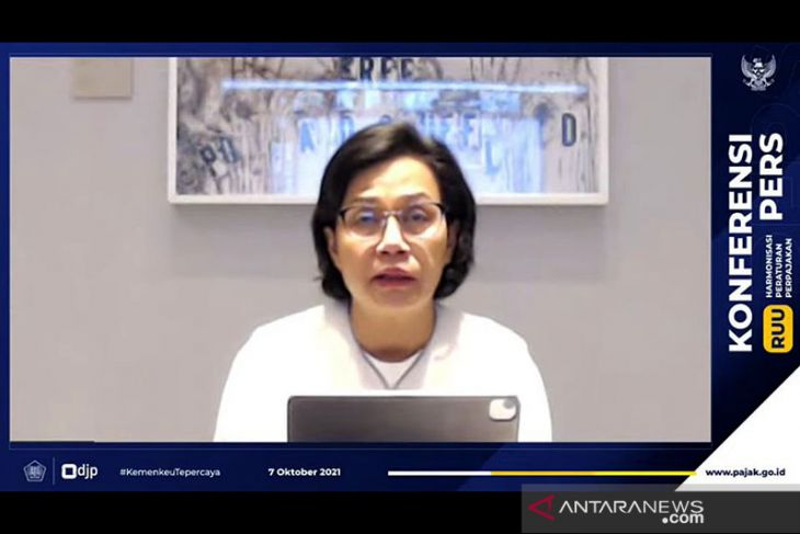 Indrawati meets US counterpart to discuss G20 issues