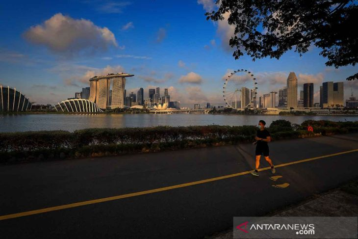 Travelling ke Singapura untuk warga negara-negara besar bebas dari kewajiban karantina bagaimana Indonesia