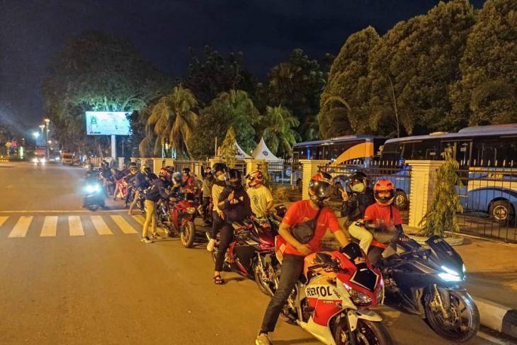 Serunya Kopdar Astra  Motor - Komunitas Honda CBR Independent di Kalimantan Barat
