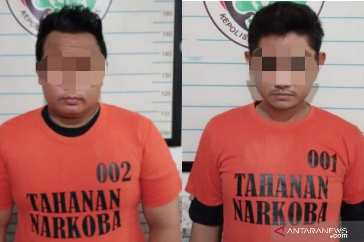 Dua pemuda Birayang ditangkap dengan kepemilikan tujuh paket sabu-sabu