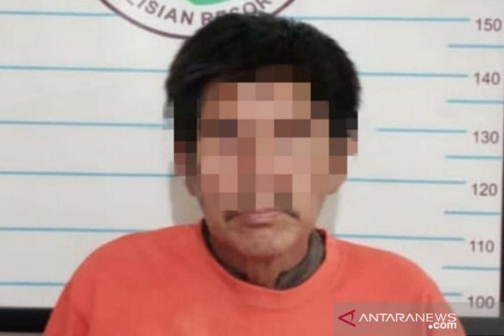 Kakek 61 Tahun di HST ditangkap karena menyimpan sabu-sabu
