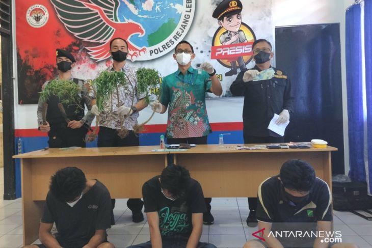 Polisi amankan oknum  perangkat desa terlibat peredaran narkoba