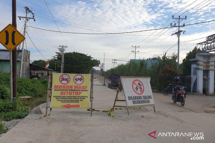 Pemerintah Kota Singkawang gunakan dana PEN untuk perbaikan jalan