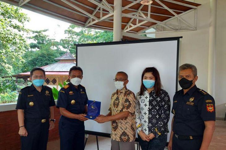 Kanwil DJBC Banten dukung pengembangan KEK Tanjung Lesung
