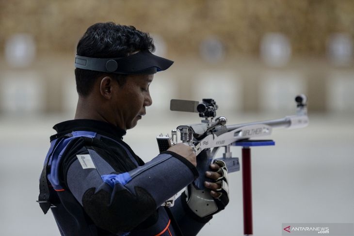 PON: West Java emerges as general champion in shooting