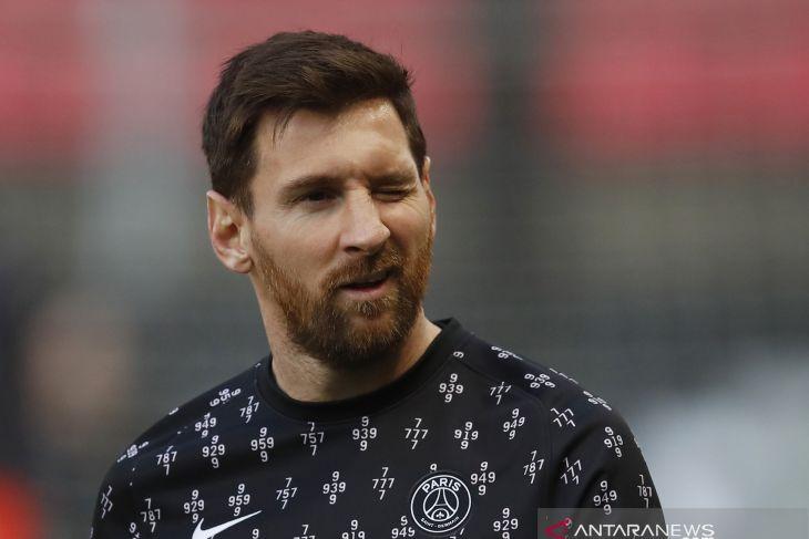 Liga Prancis: Messi ungkap dirinya tidak menyesal gabung Paris Saint-Germain