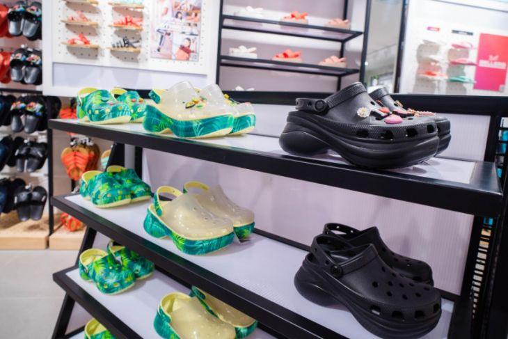Crocs membuka toko terbaru di Grand Indonesia