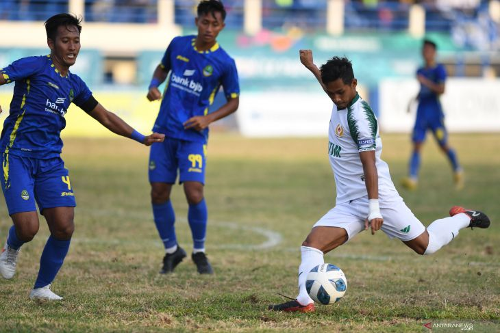 Tantang Aceh, Jatim turunkan kekuatan terbaik semifinal sepak bola PON Papua