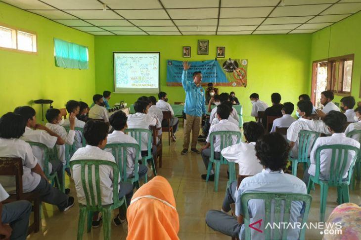 Bakesbangpol Bangka Barat penyuluhan cegah narkoba di kalangan remaja