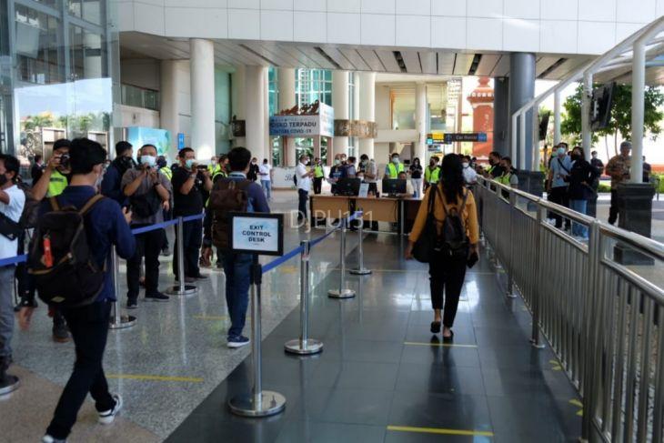 Kemenhub pastikan kesiapan kedatangan internasional di Bandara Ngurah Rai