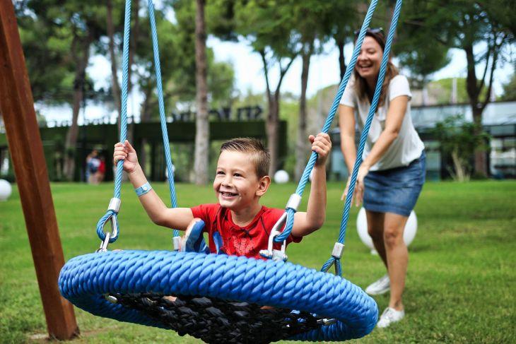 Psikolog : Buat anak merasa tenang di rumah dengan keteraturan