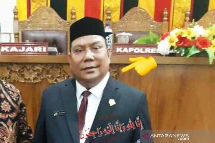 Anggota DPRK Aceh Barat meninggal dunia