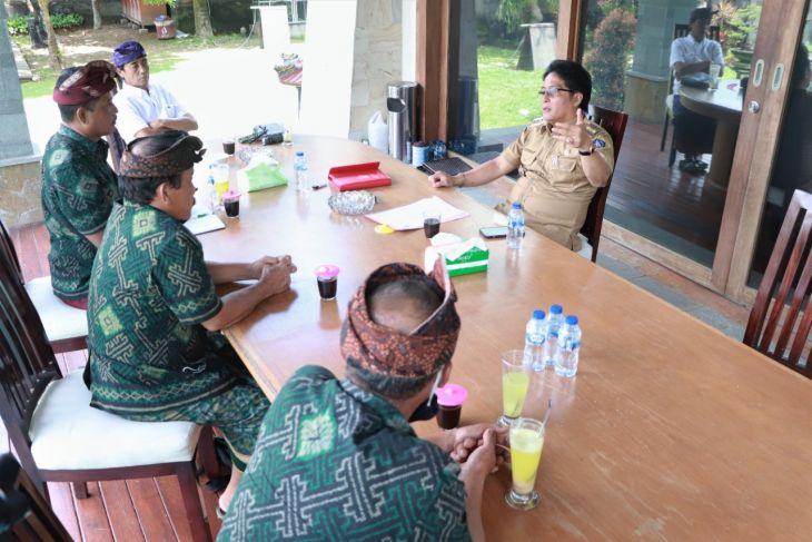 KTNA Bali kembangkan potensi pertanian-perikanan