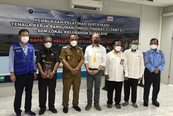 Wali Kota Cilegon kukuhkan pelatihan tenaga kerja lokal Suralaya untuk proyek PLTU Jawa 9-10