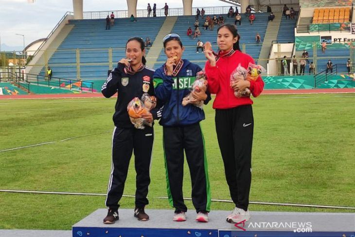 Akibat cedera Alvin Tehupeiory gagal di final 200 meter putri PON Papua