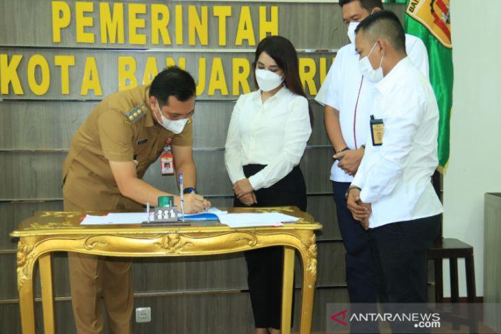 Wali Kota terima hibah BMN dari Kementerian PUPR