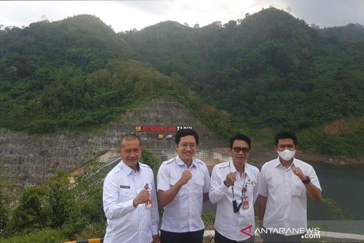 Kadis PUPR Tapin inginkan pembangunan wisata di bendungan memuat kultural daerah