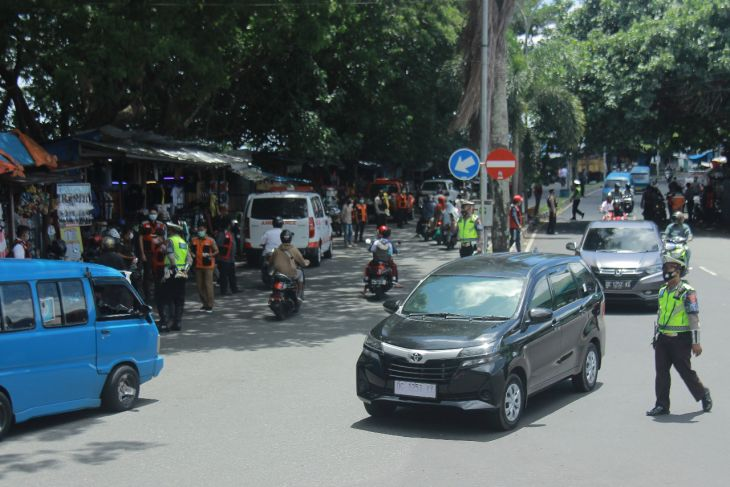 Satgas COVID-19 Ternate disiagakan di bandara dan pelabuhan sambut STQN antisipasi corona