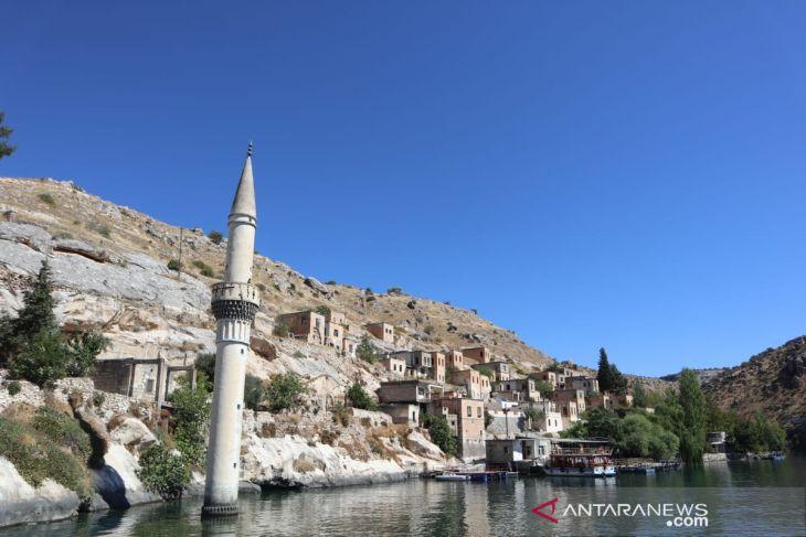 Mengunjungi Halfeti, kota yang sempat tenggelam dan kembali ke permukaan di tenggara Turki