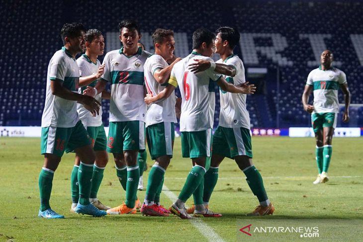 Kalahkan Taiwan, Indonesia lolos playoff Kualifikasi Piala Asia 2023