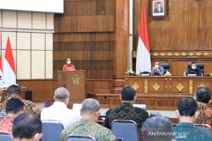 Gubernur Bali: Kesbangpol  di daerah tak efektif
