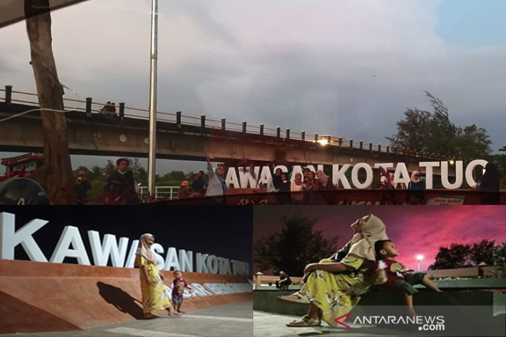 Kawasan Kota Tua Pasar Bengkulu mulai menyedot perhatian wisatawan