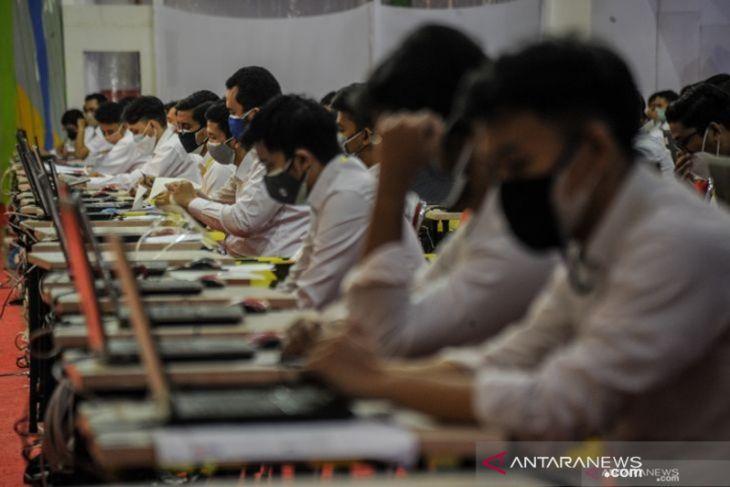462 guru honorer di Hulu Sungai Tengah gagal tes PPPK