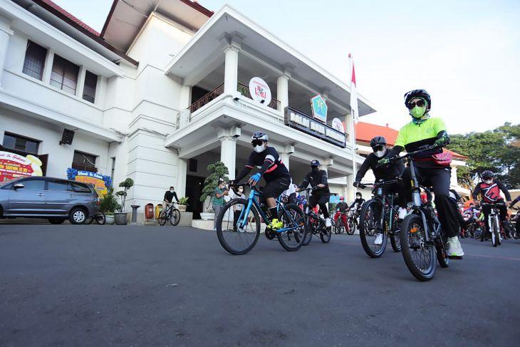 Langgar PPKM, Wali Kota Malang dijatuhi denda Rp25 juta