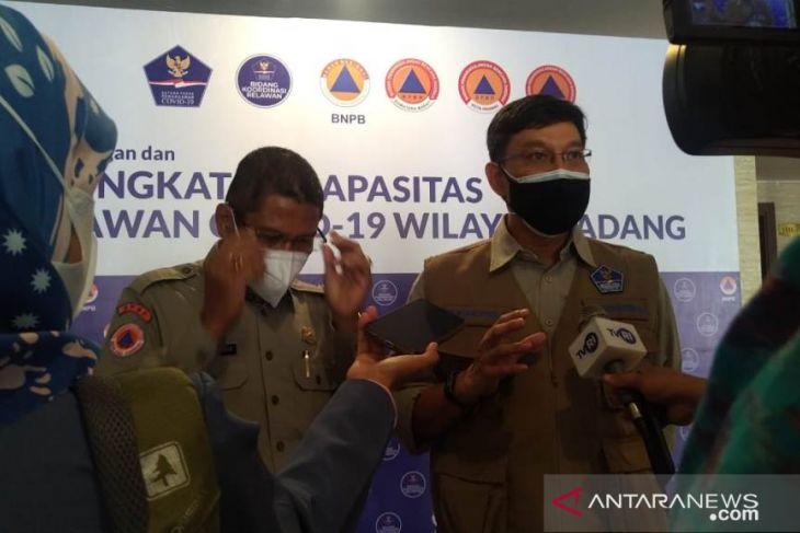 COVID-19 Task Force to train one thousand West Sumatran volunteers