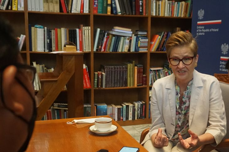 Job Creation Law welcomes more foreign investors: Polish Ambassador