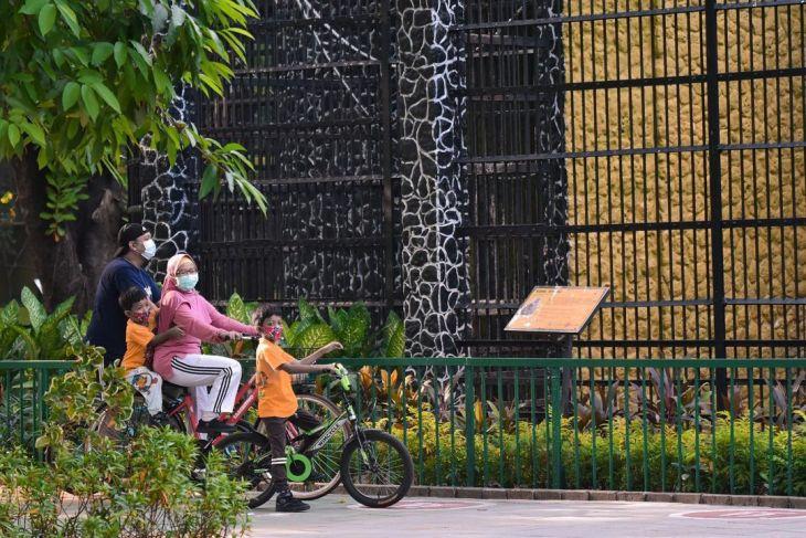 Jelang tahun baru 2022,  Pembukaan objek wisata di Surabaya berpotensi sumbang PAD