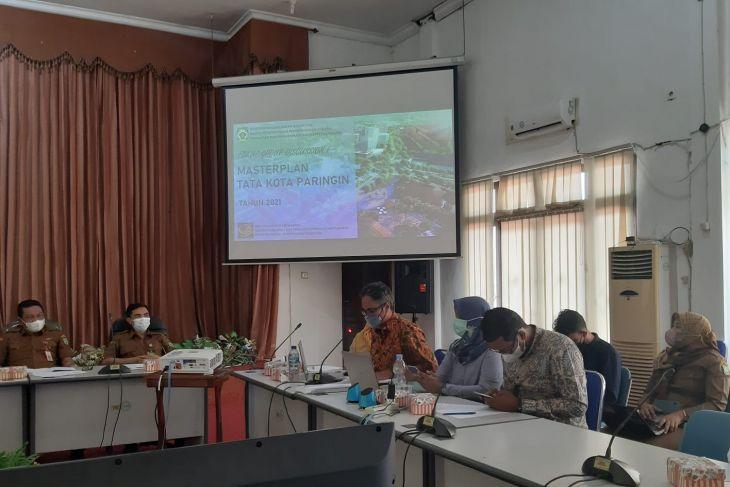 Bappedalitbang serap aspirasi stakeholder terkait masterplan tata Kota Paringin