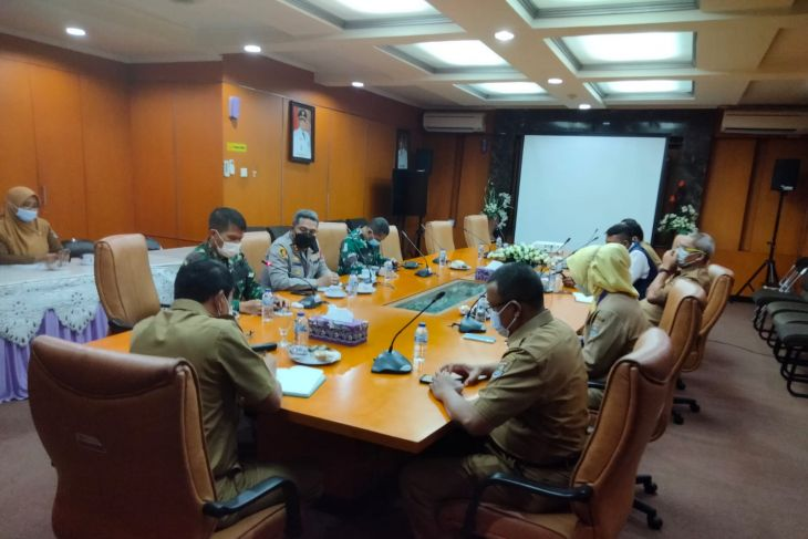 Polresta Tangerang intensifkan program vaksinasi COVID-19  mobile