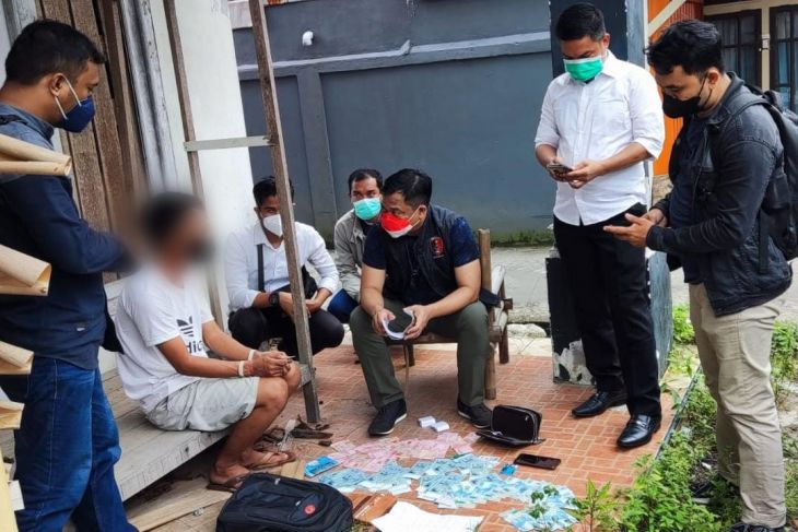 Polisi Kalbar gagalkan upaya perdagangan orang ke Malaysia