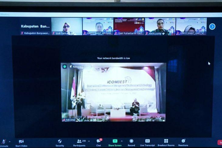 Konferensi internasional: Bupati Ipuk paparkan program Banyuwangi Rebound