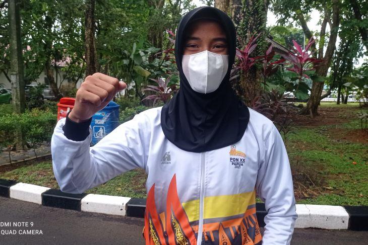KONI Kabupaten Lebak sambut gembira prestasi emas Nida pada PON Papua