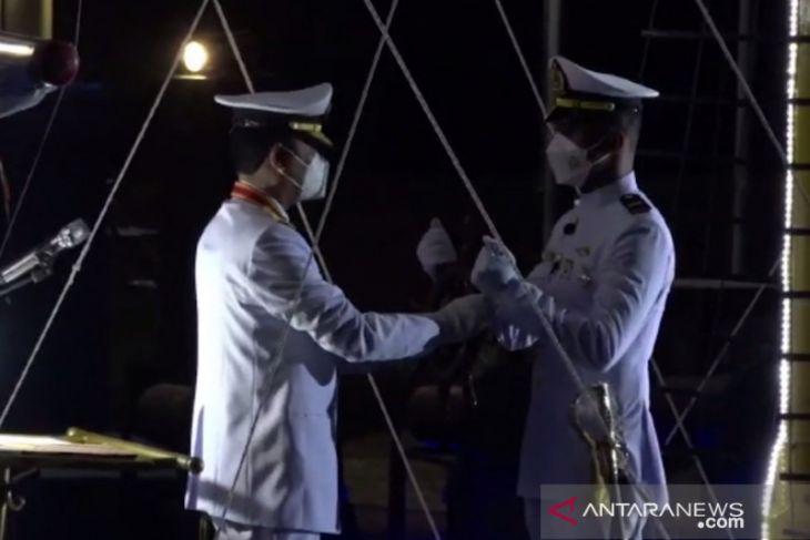 Kasal wisuda 129 purnawirawan TNI AL
