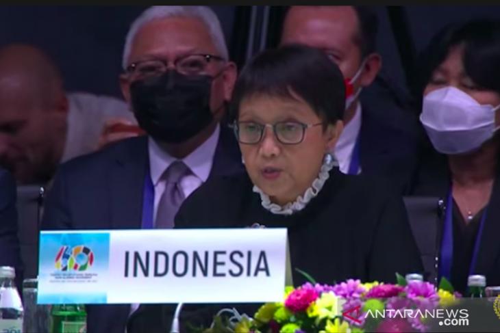 Indonesia highlights vaccine inequity at NAM's 60th anniversary