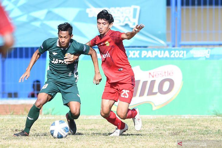 PON Papua: Sebelum kalahkan Jatim, Fakhri Husaini cuma punya 13 pemain bugar