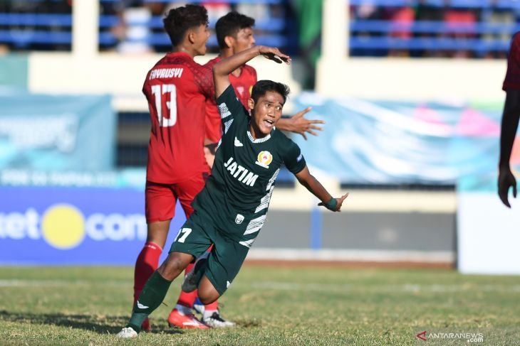 PON Papua: Begini tanggapan pelatih Rudy Keltjes setelah Jatim gagal ke final