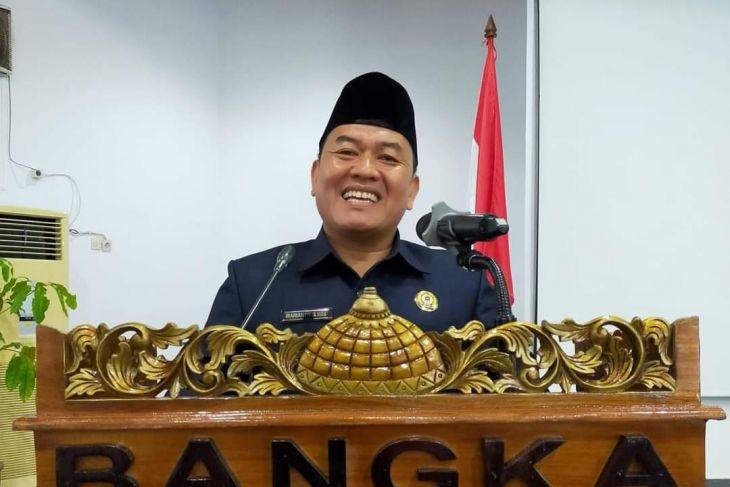 Anggota DPRD Bangka sarankan masyarakat cerdas pilih calon kades