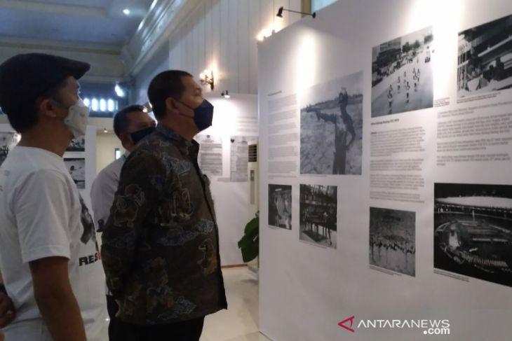 120 foto PON koleksi ANTARA dipamerkan di Solo