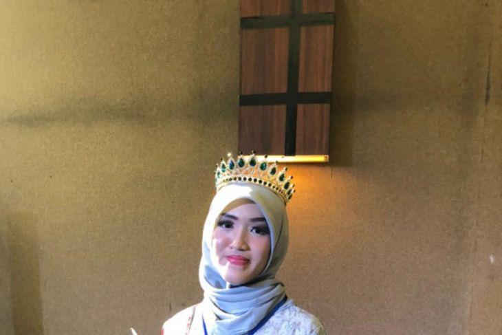Ini dia, Fayyana Ailisha Davianny, Puteri Pendidikan Remaja Indonesia
