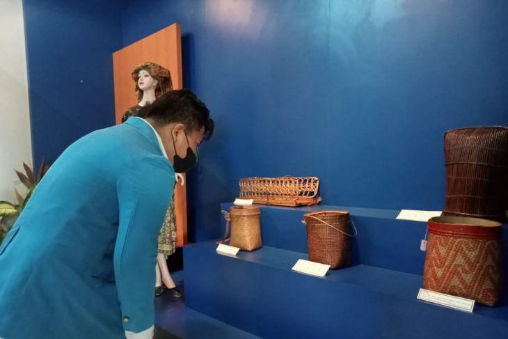 70 koleksi alat angkut tradisional di hadirkan di Museum Siginjei Jambi